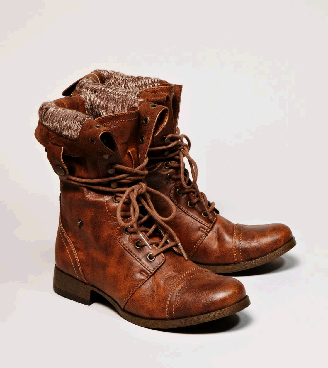 aeo lace-up boot  american eagle outfitters-f52312