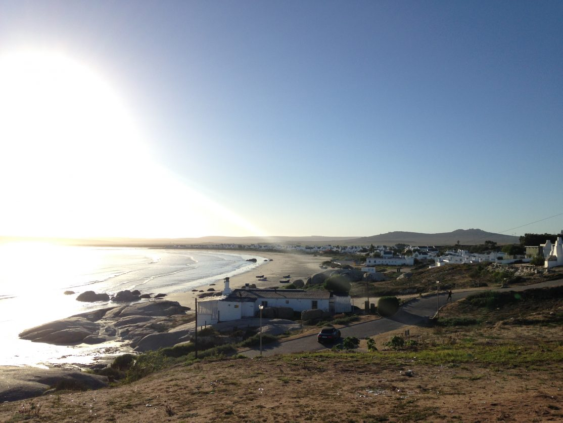 Paternoster, West Coast, South Africa, travel, gypsified, road tripping, south african road trip, atlantic ocean view